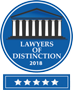 Lawyers of Distinction 2018